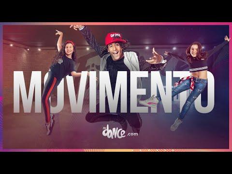 Movimento - Aretuza Lovi IZA  FitDance Teen Coreografía Dance