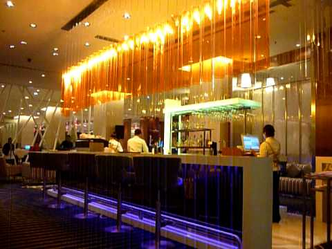 tour of zenith hotel lobby