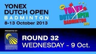 R32 - MS - Shih Kuei Chun vs Riyanto Subagja - 2013 Yonex Dutch Open