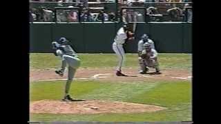 1995 野茂英雄(Hideo Nomo) 1    メジャーデビュー戦 全投球