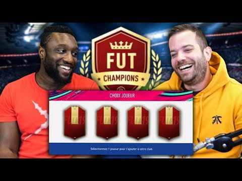 ON PACK NOS PLUS GROS JOUEURS ROUGE - FIFA19