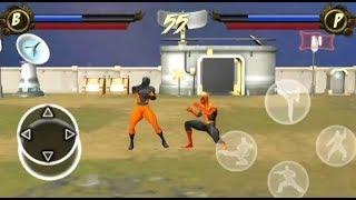 Superhero Spider Fight | Superhero Vs Spider Hero Fighting Arena Revenge | New Android GamePlay