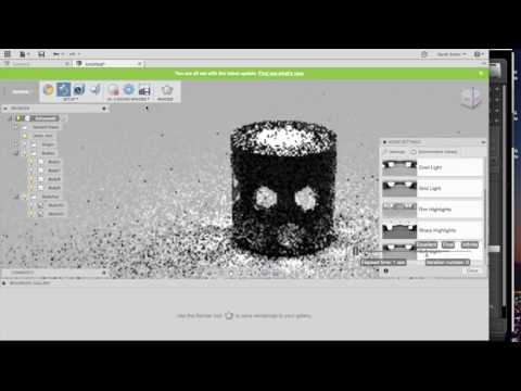 Emissive Rendering - YouTube