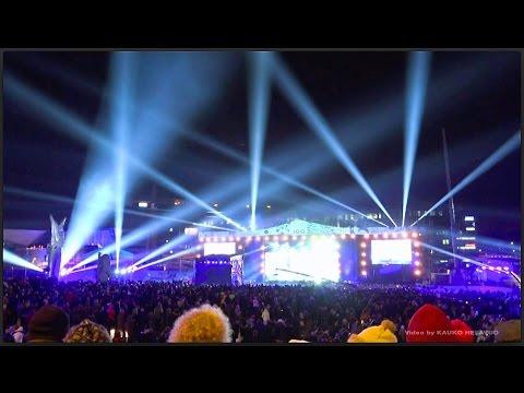 SUOMI 100 AVAJAISET, Helsinki  •  Finland 100 grand opening, Helsinki   4K