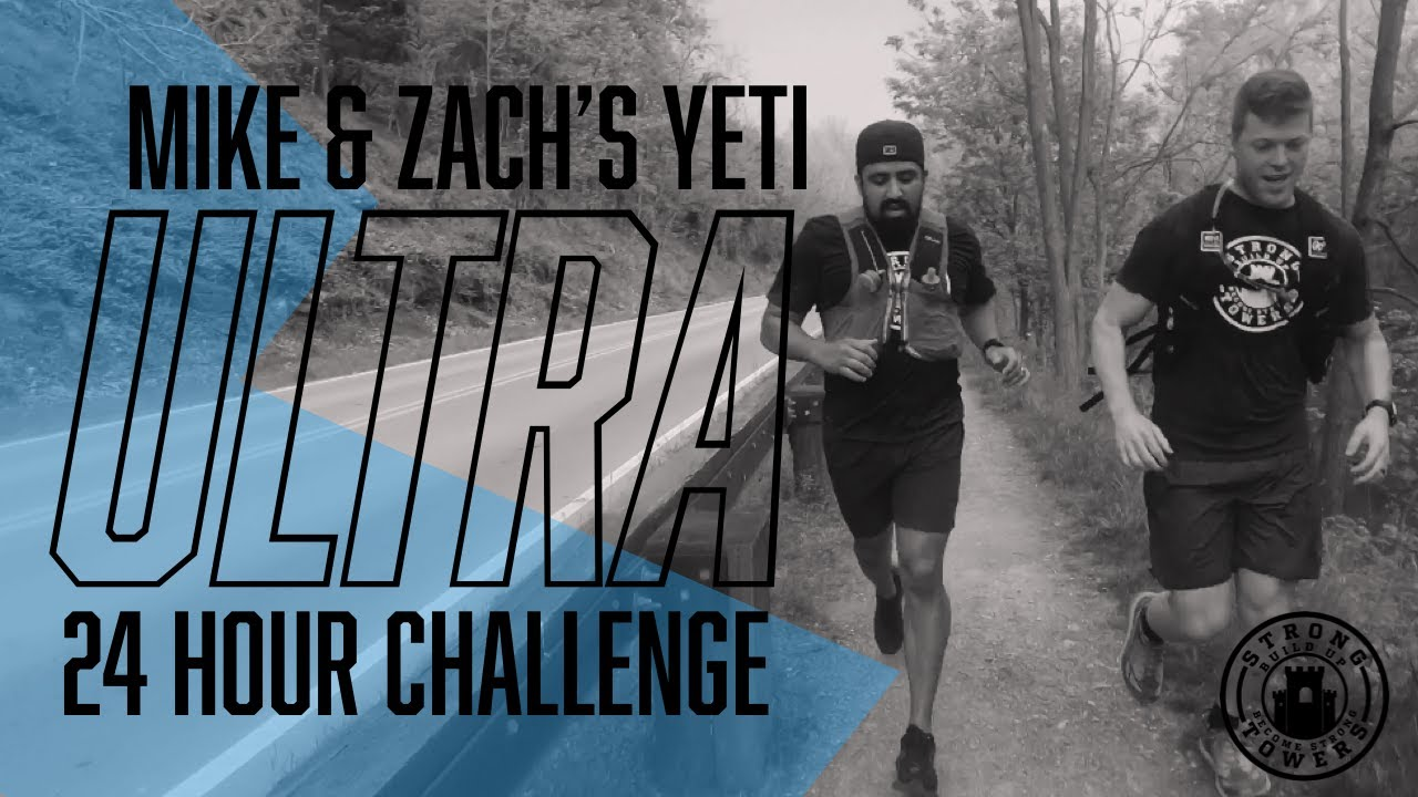 Mike & Zach's Yeti Ultra 24 Hour Challenge