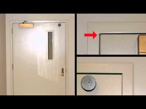 Basic Door Shimming