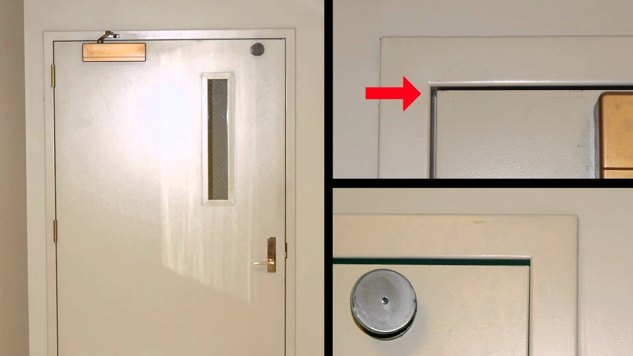 Basic Door Shimming - YouTube