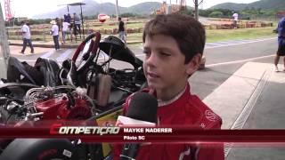 Programa Competição - 1ª Etapa da Copa SPR Light em Penha (SC) 2016