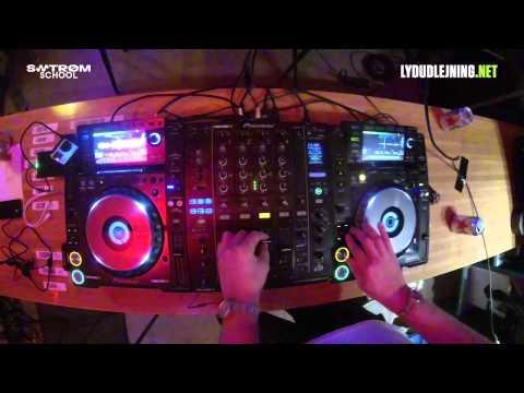 DJ TRICK #01 | Tempo Change on CDJ2000 Nexus powered by LYDUDLEJNING.net & Strøm School