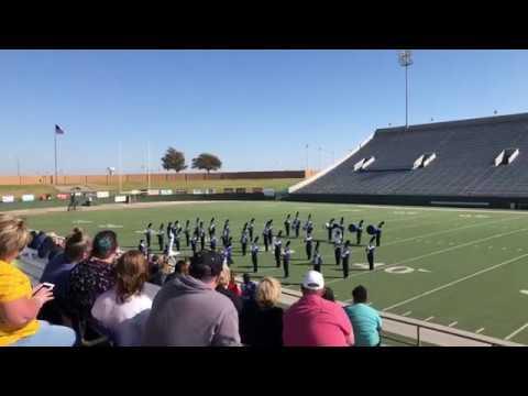 Windthorst High School Region 7 Marching Contest 2019