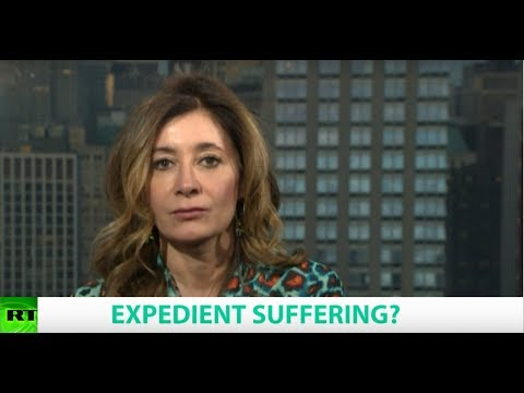 EXPEDIENT SUFFERING? Ft. Sarah Leah Whitson, Executive Director of the MENA Division at HRW