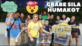 Gambar cover I'LL BUY EVERYTHING YOU CAN CARRY!!! - anneclutzVLOGS