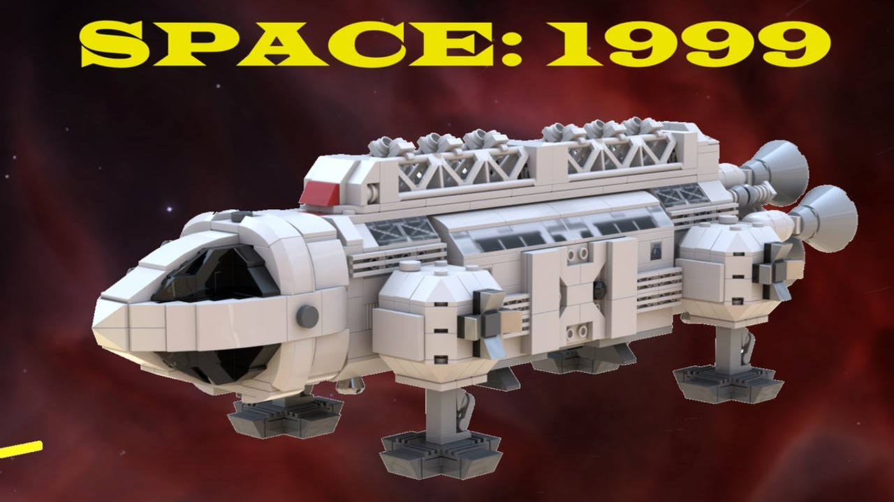 LEGO Eagle Transporter from Space: 1999 | Ideas Spotlight