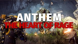 Back Into The Heart of Rage - Anthem Gameplay (Final Mission)