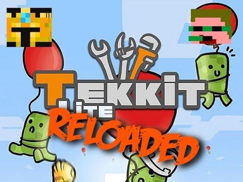 Tekkit Lite Reloaded 9 Electric Furnace Deutsch