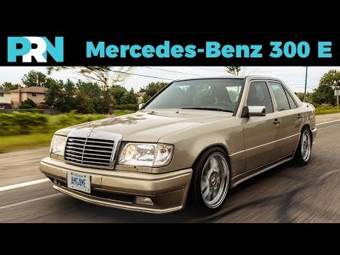 1988 Mercedes-Benz 300E AMG | TestDrive Review : cars