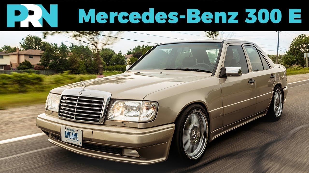 1988 Mercedes-Benz 300 E | TestDrive Spotlight