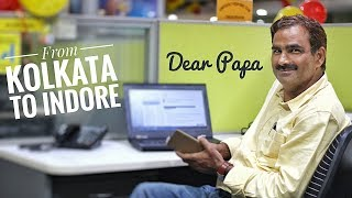 WHY MY FATHER LEFT KOLKATA for INDORE | Dear Papa | Mr IY Daily Vlogs | Idea vodafone #MeriRealLife