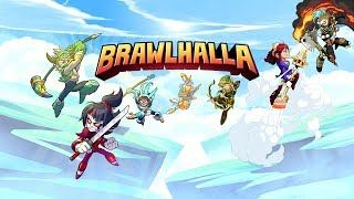 BRAWLHALLA  || FUNNY GAME FOREVER || live stream we are back..