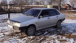 видео Отзыв ВАЗ 21099 2000 г.