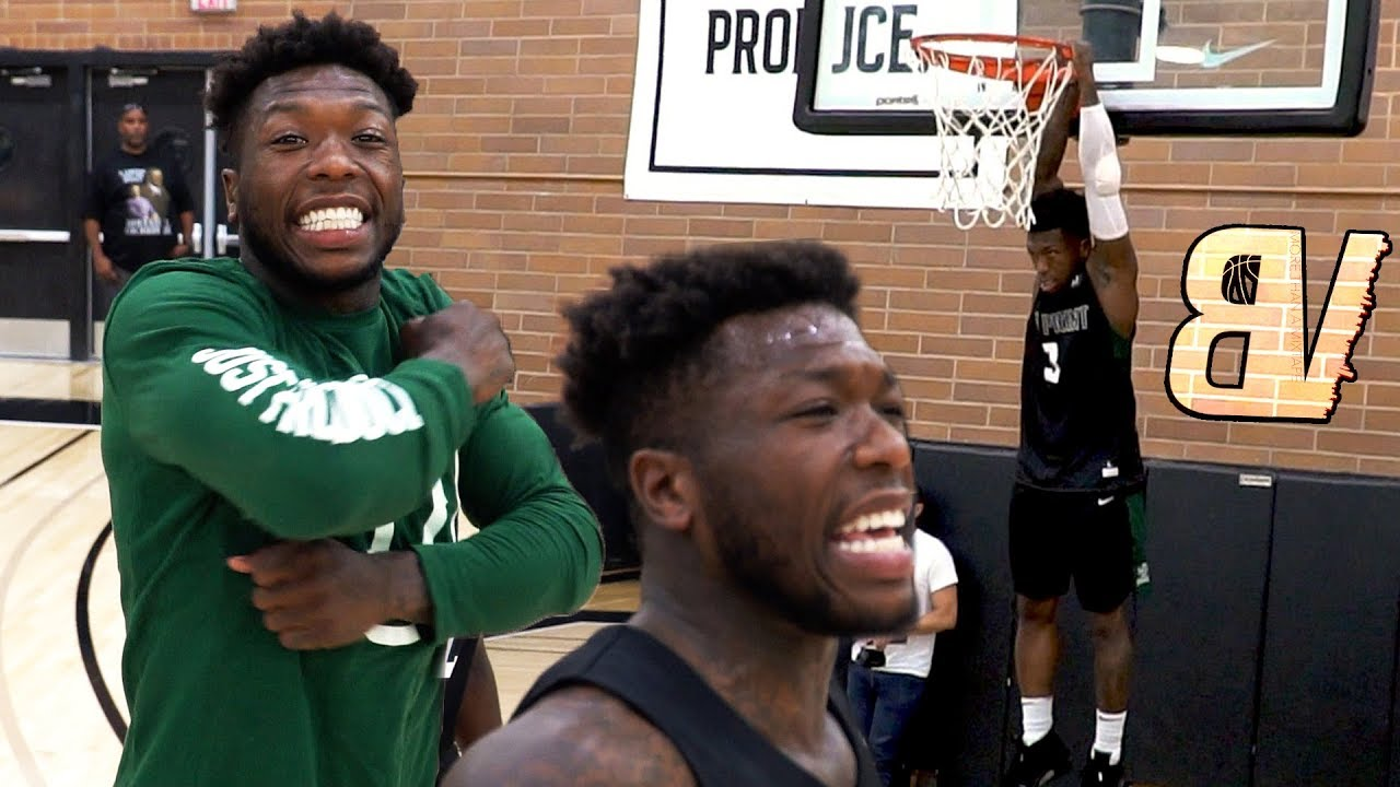 nate-robinson-fun-fathers-day-at-drew-league-dunks-dances-difficult-finish-over-big-defender