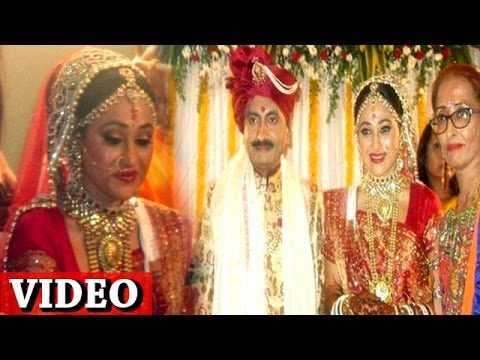 Dayaben Aka Disha Vakani's MARRIAGE | Taarak Mehta Ka Ooltah Chashmah