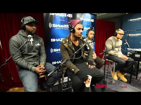 Craig Wayans, Damien Wayans, Tatyana Ali & George Gore II Speak on Working Together