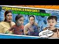 NYOBAIN BERENANG DI RUMAH BARU! YEAY BENTAR LAGI PINDAH RUMAH!!