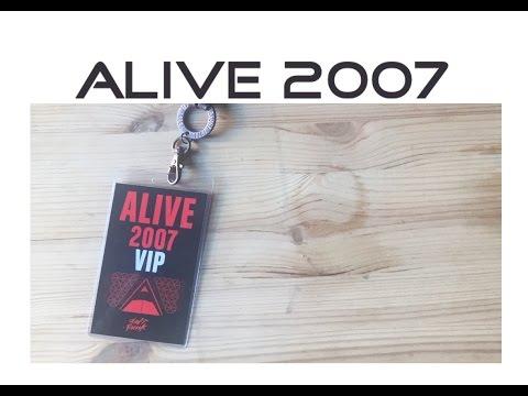 Daft Punk y la historia de Alive 2007
