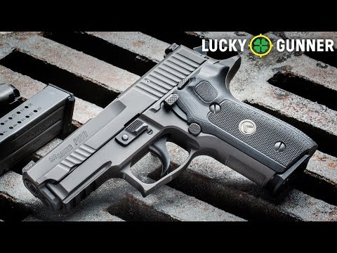 Review: Sig P229 Legion