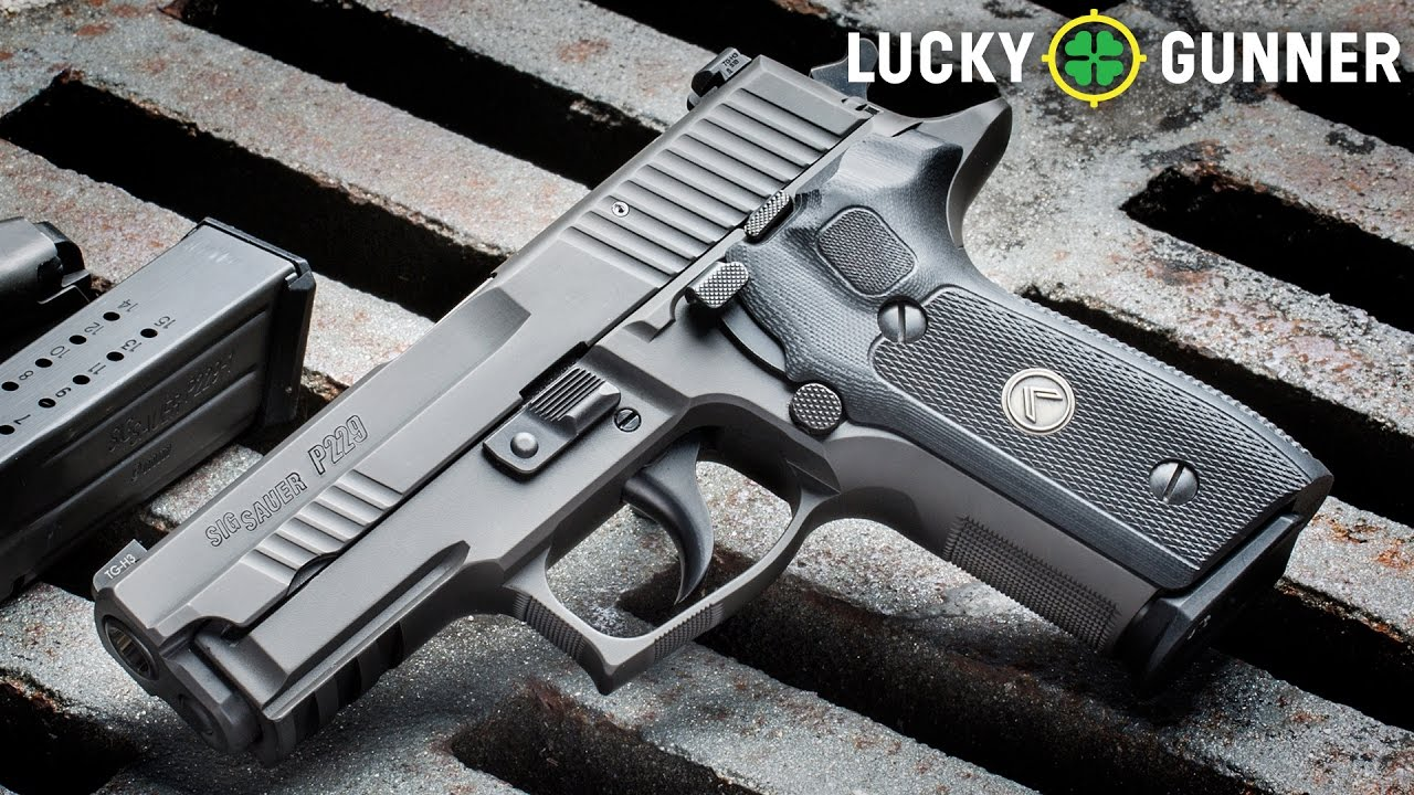 review sig p229 legion youtube