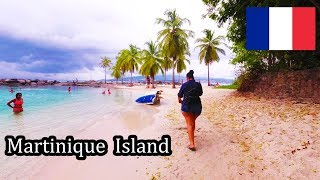 Martinique Island  Walking to the Beaches 2017 4K