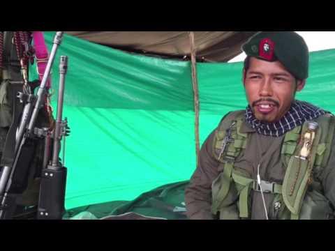 """""""La última bala que disparé"""", testimonios de guerrilleros de las Farc"""