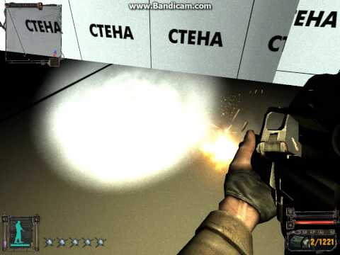Что будет если в игре S T A L K E R Тень чернобыля пройти сквозь стену?
