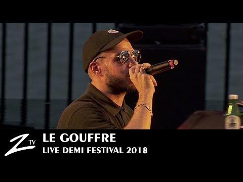Youtube: Le Gouffre – Triste Théâtre & Le Diable nous manipule – Demi Festival 2018 – Live HD