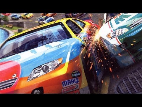 Classic Game Room - NASCAR UNLEASHED review