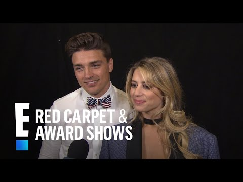 Dean Unglert & Lesley Murphy Reveal What's Next for Them | E! Live from the Red Carpet