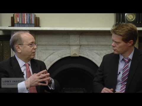 In Conversation: Daniel Russel, Assistant Secretary of the Bureau of East Asian and Pacific Affairs