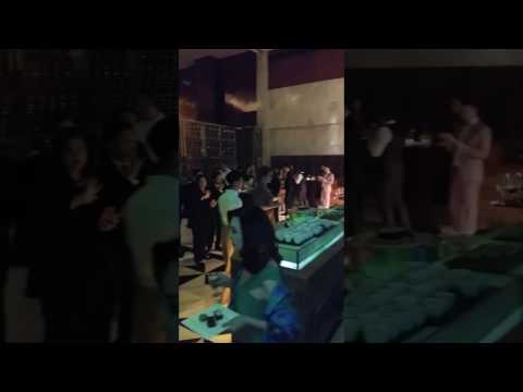 Travel Clip: Press night Manila-Wicked