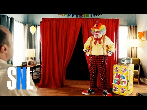 Birthday Clown - SNL en streaming