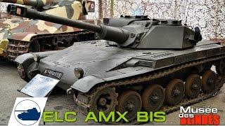 ELC AMX BIS Prototype Walkaround - Saumur Tank Museum