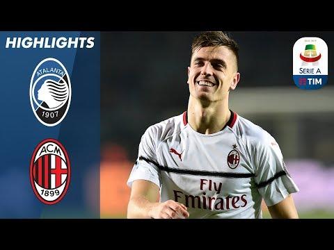 Atalanta 1-3 Milan | Piątek and Çalhanoğlu Topple Atalanta | Serie A