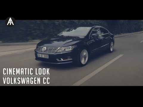 Cinematic Look | Volkswagen CC
