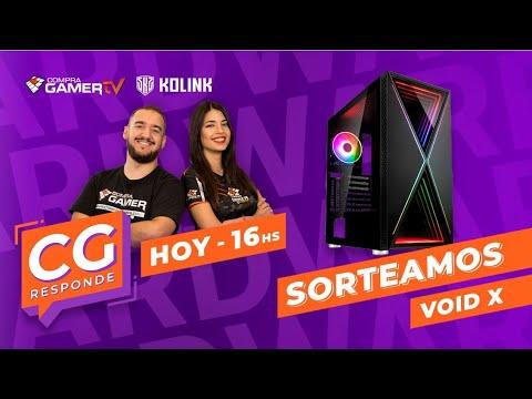 Download Sorteo KOLINK Void  //  AMD RADEON RX 6700 XT // CG Responde // #CompraGamerTV