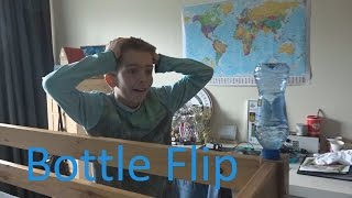 BOTTLE FLIP TRICKSHOTS I Trickshots ep. 1