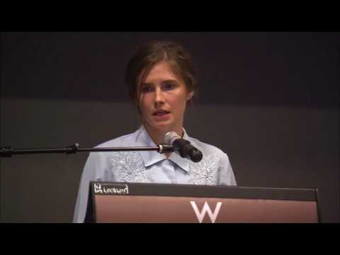 In rare L.A. appearance, Amanda Knox details the pain of prison, and life after