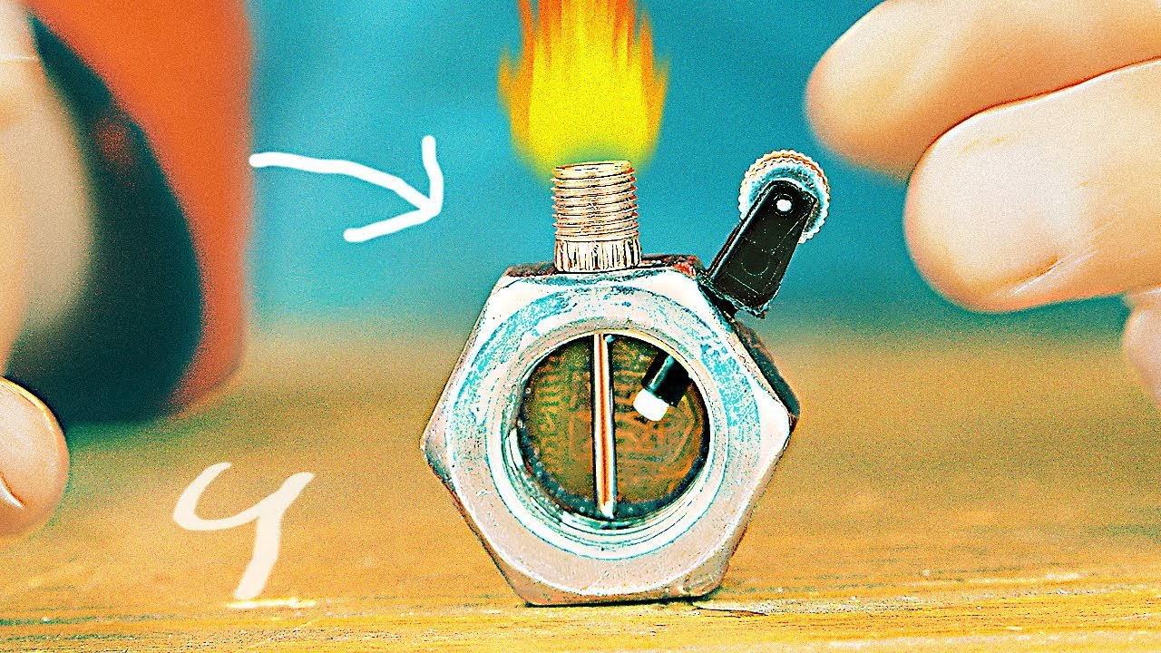 Поделки из зажигалок своими руками фото 815