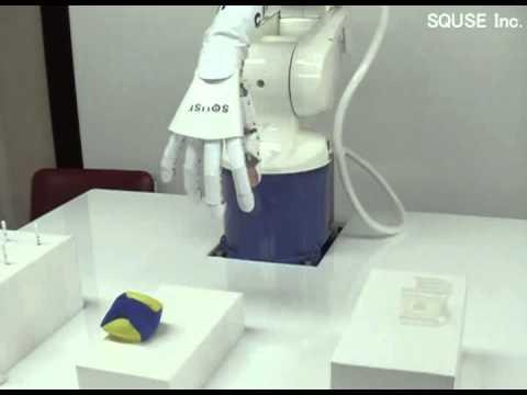 5指ロボットハンド装置 FH-1000Gタイプ