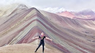 WILD PERU: TREKKING THE RAINBOW MOUNTAIN TRAIL