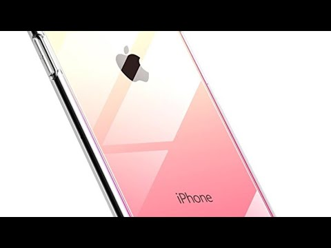 e56cef7f192bb9 Torras ( Fantasy Series) Slim Fit Tempered Glass Case For IPhone X Unboxing  / Review